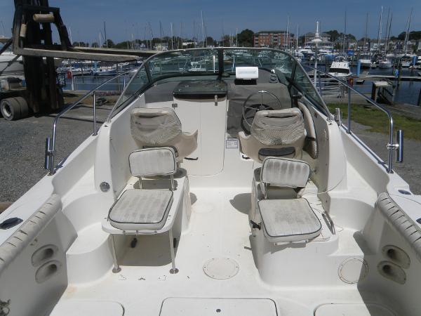 trophy boat