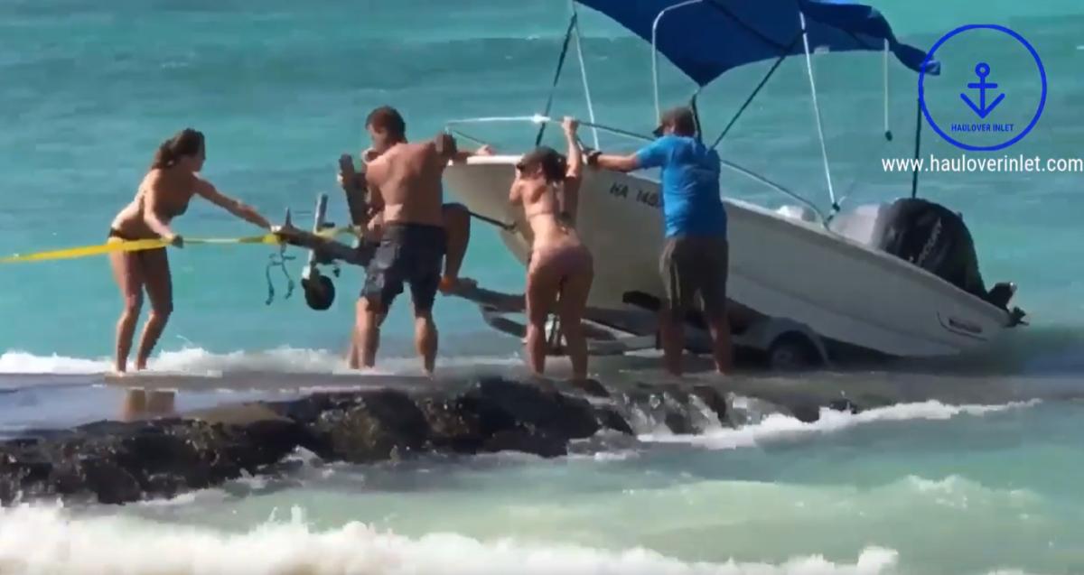 boat ramp fail