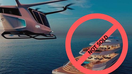 is Bill Gates buying a hydrogen superyacht