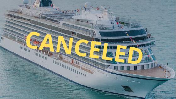 viking cruises suspends operations