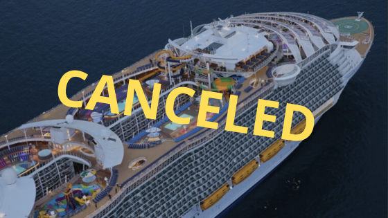 royal caribbean cancels