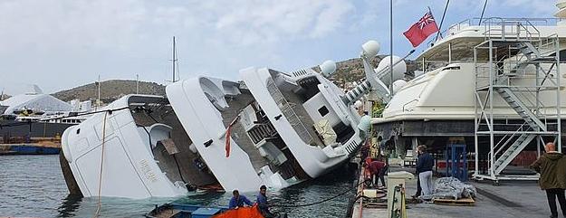 saudi prince's yacht