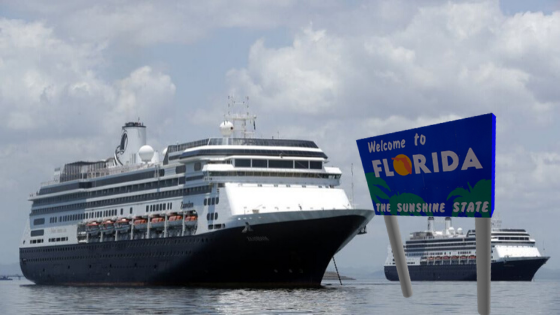 holland america cruise passengers