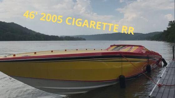 2005 cigarette rr