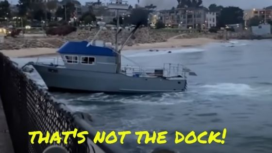 monterey boat crash